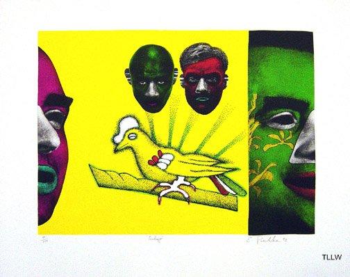Trabajo , 1993 Ed Paschke