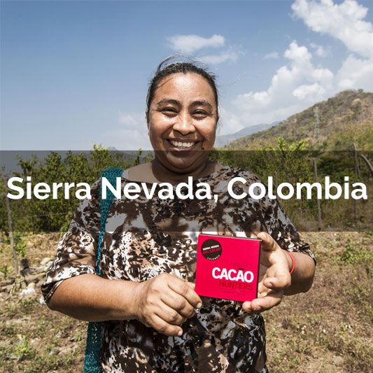 Sierra Nevada, Colombia - 2017 Harvest