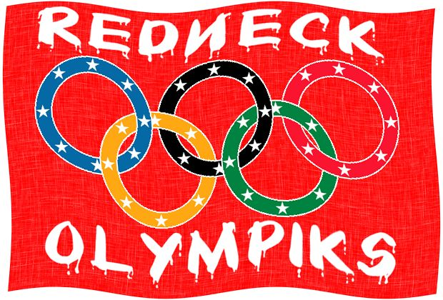 Redneck Olympiks 2018 - Coming Soon