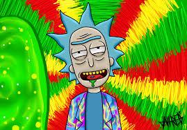 Rick & Morty & LSD? - Yes, Please.