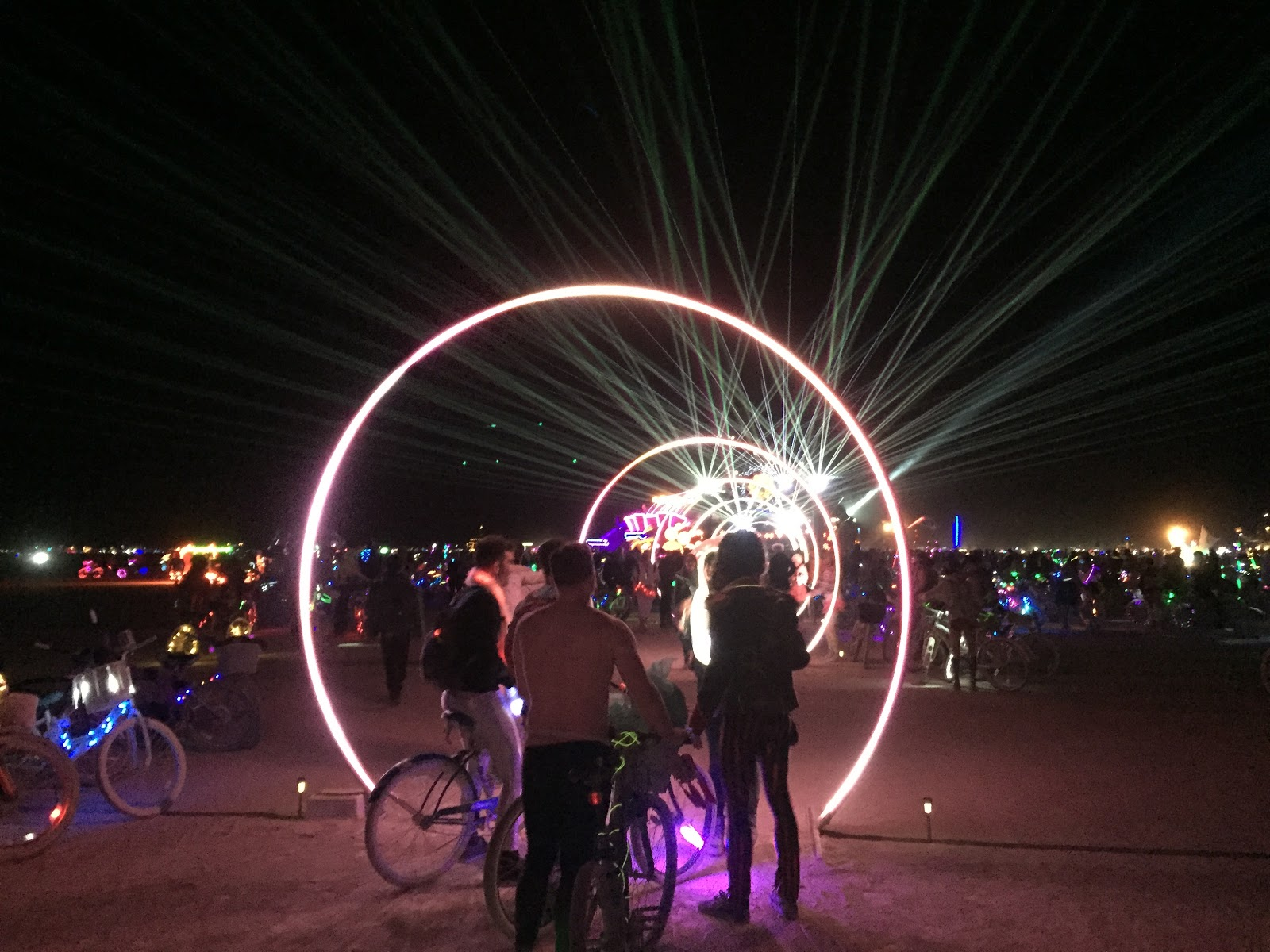 Sonic Runway, Burning Man 2018