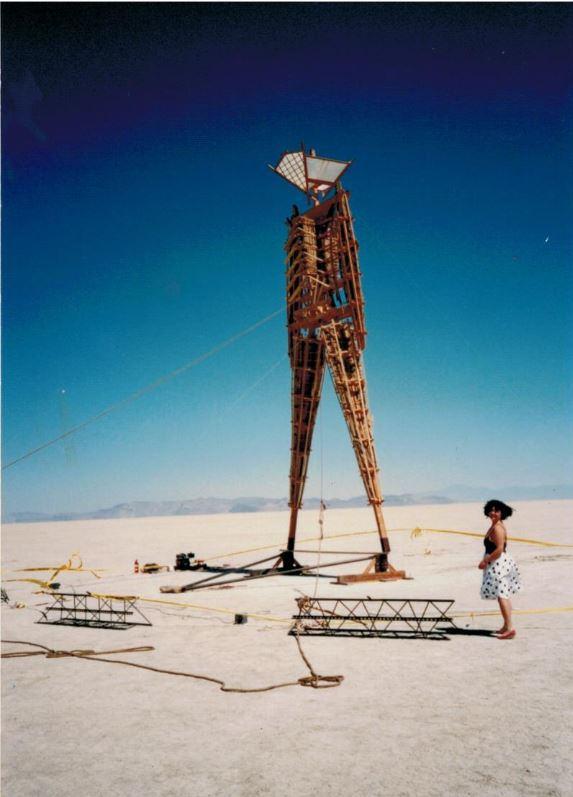 Burning Man 1990 - The First Year on the Playa