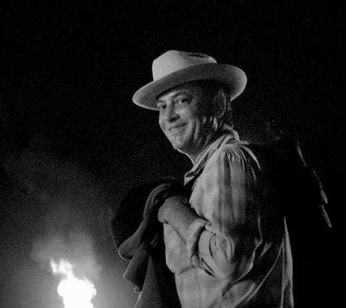 Larry Harvey - Founder of Burning Man
