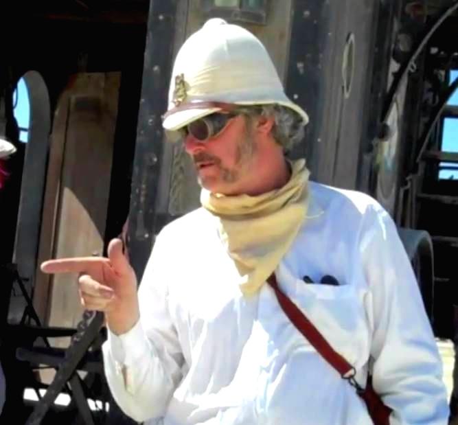 Kimrick Smythe - Burning Man Pyro