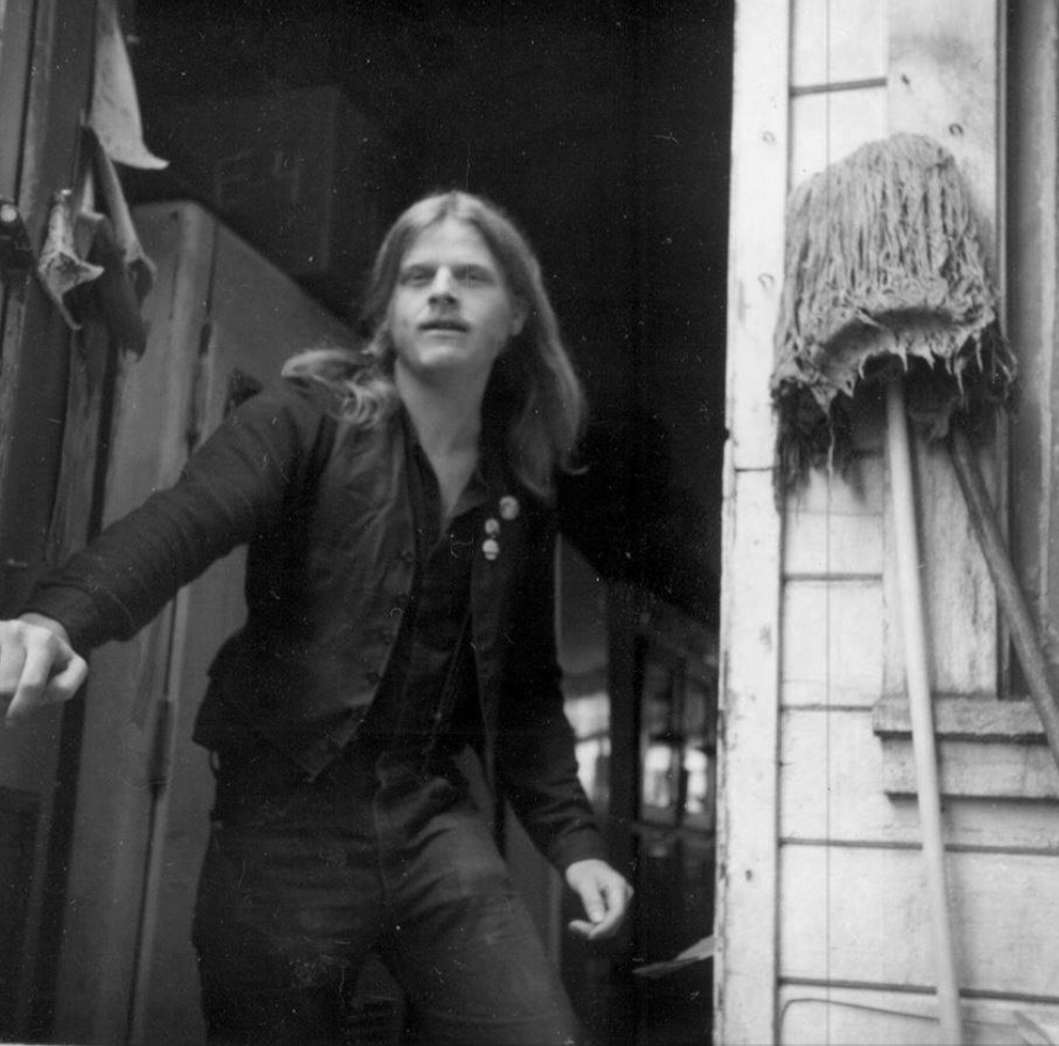 Phil in 1977