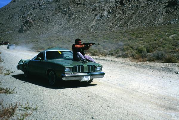 Joe Fenton - Manager of Drive-By Shooting Range