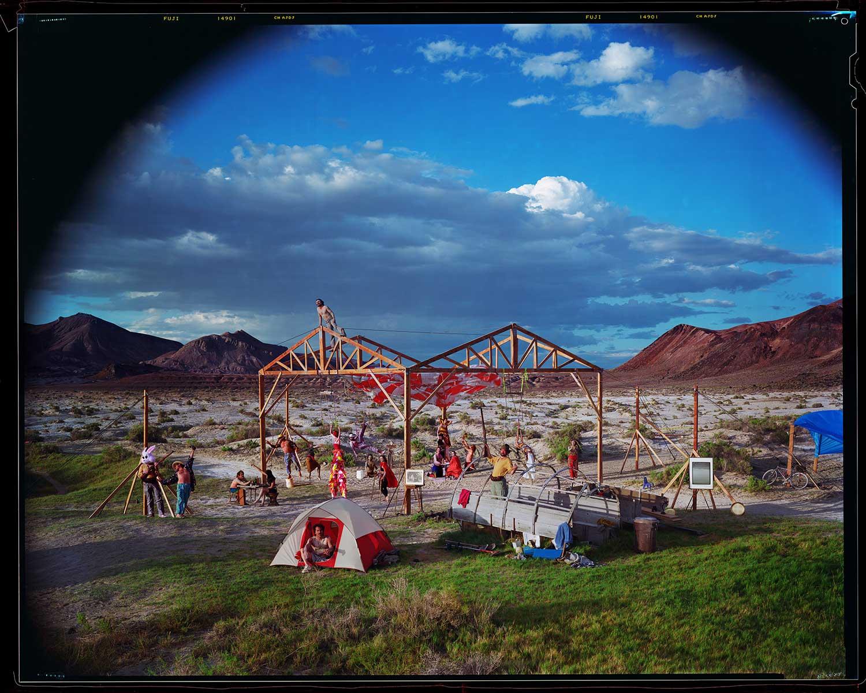 Desert House at Black Rock Springs