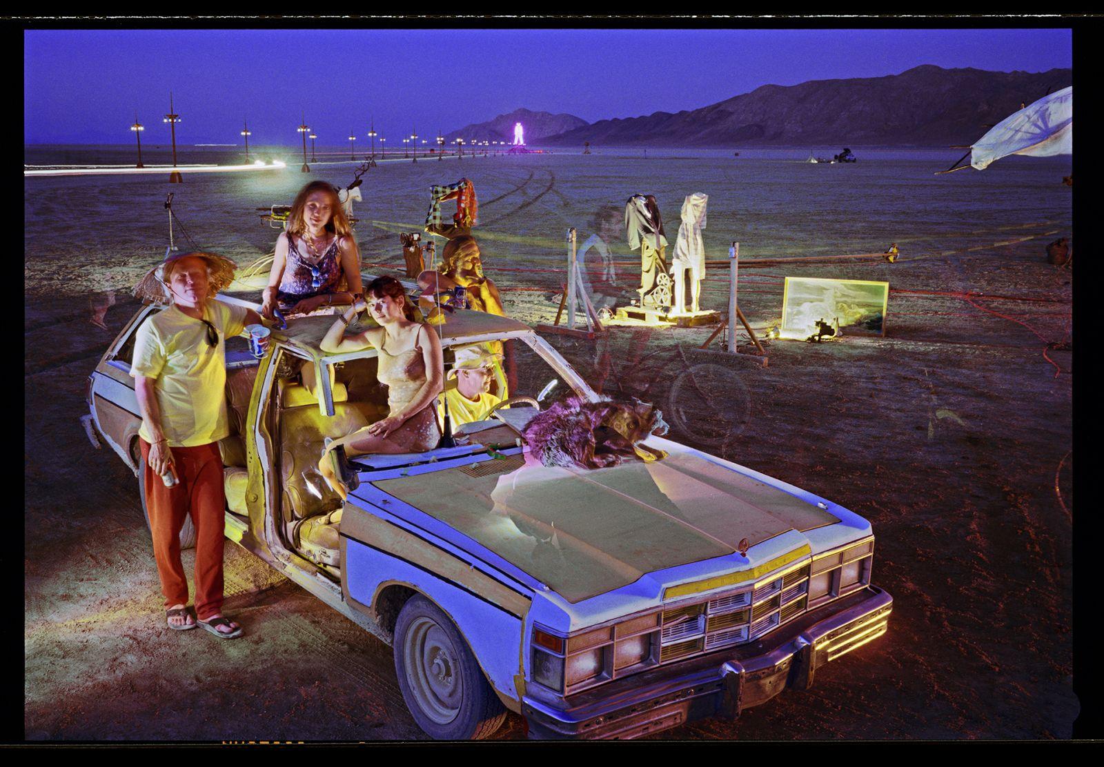 William Binzen & Desert Siteworks -