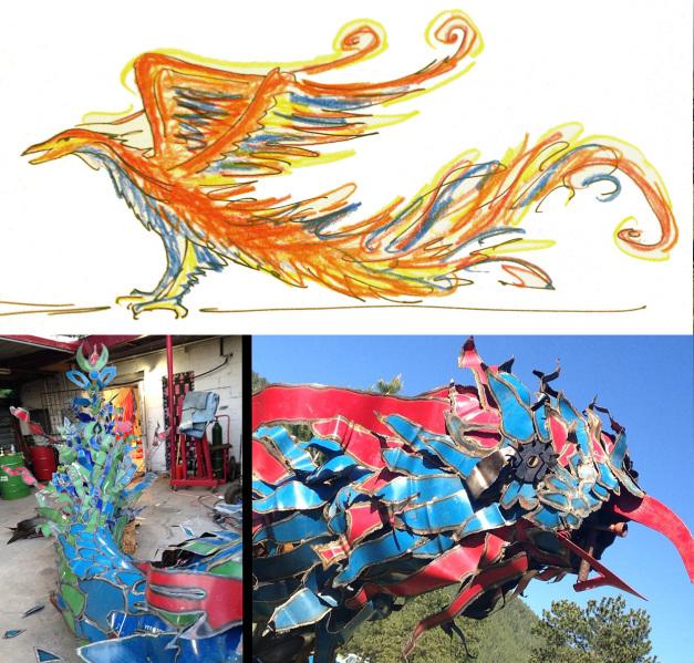 Lisa Nigro's Phoenix Rising