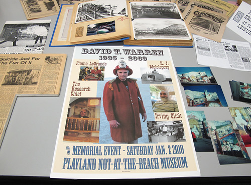 Photos from Dave's Memorial -