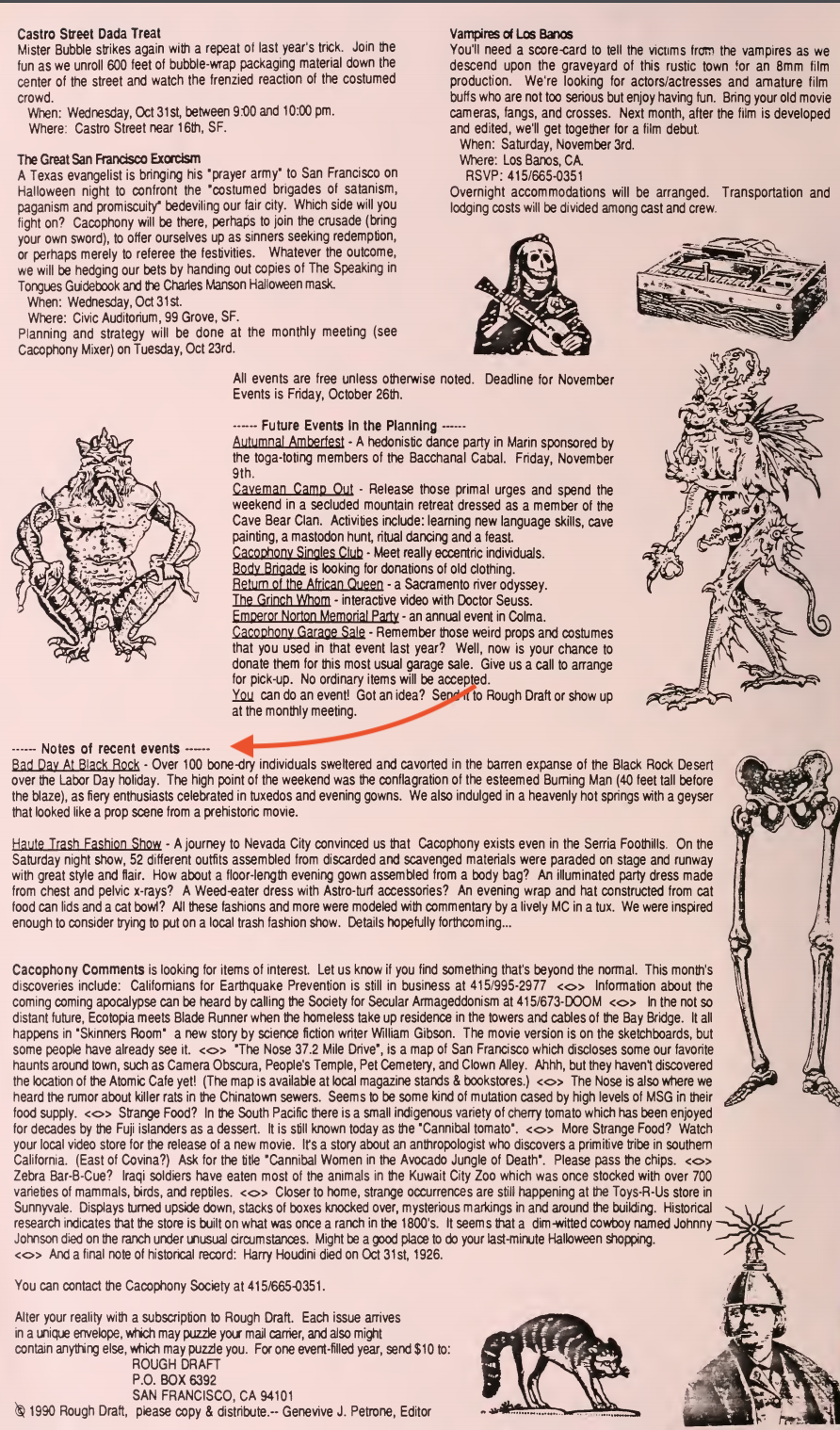 Oct. 1990, Zone Trip write up.png