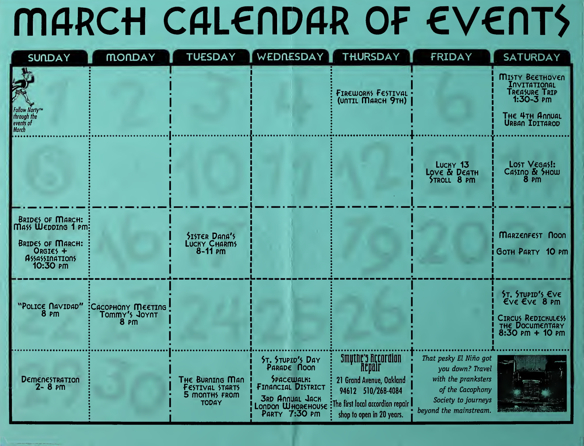 March 1998 - Calendar ref to bm.png