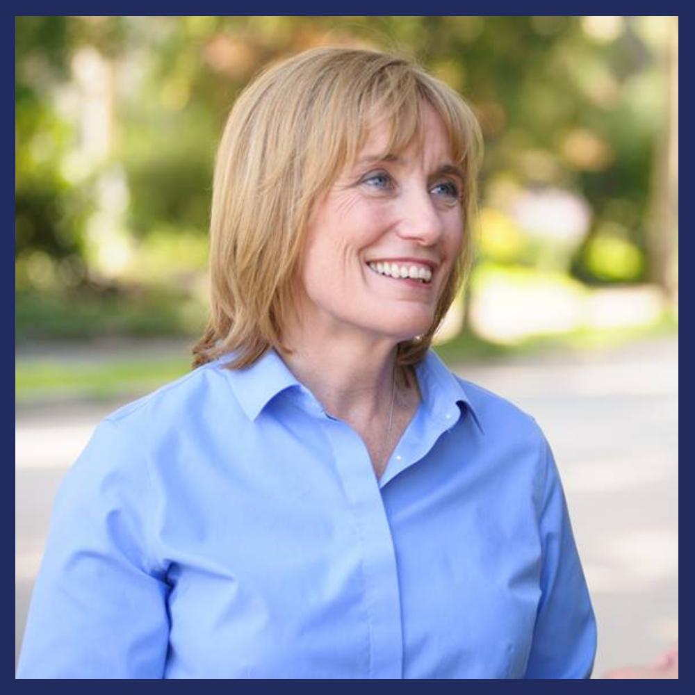 Co-Chair, Maggie Hassan - Senator (D-NH)