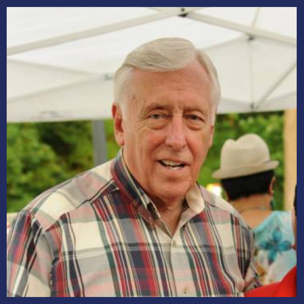 Co-Chair, Steny H. Hoyer - Representative (D-MD-5)