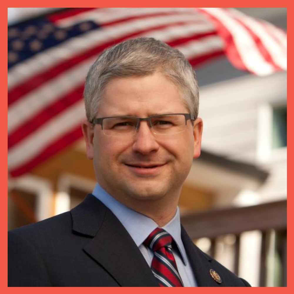 Patrick Mchenry - Representative (R-NC-10)