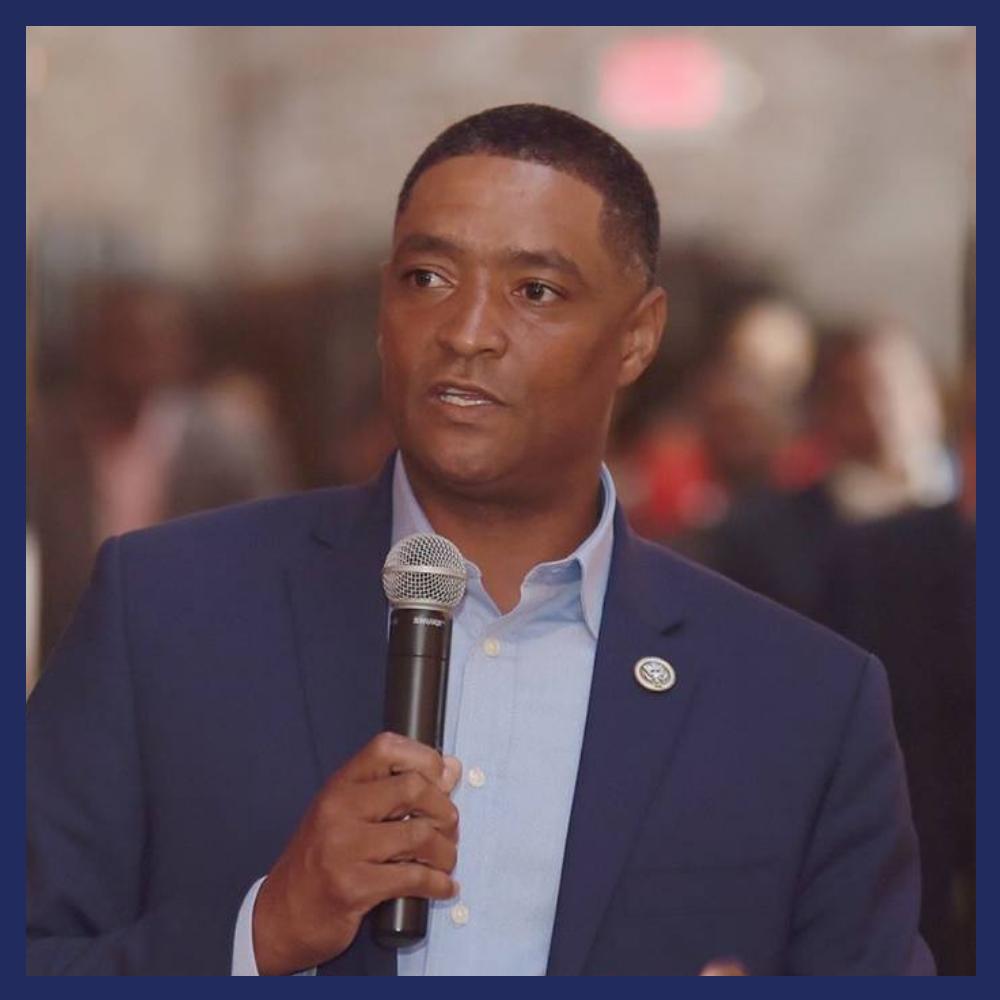 Cedric richmond - Representative (D-LA-2)