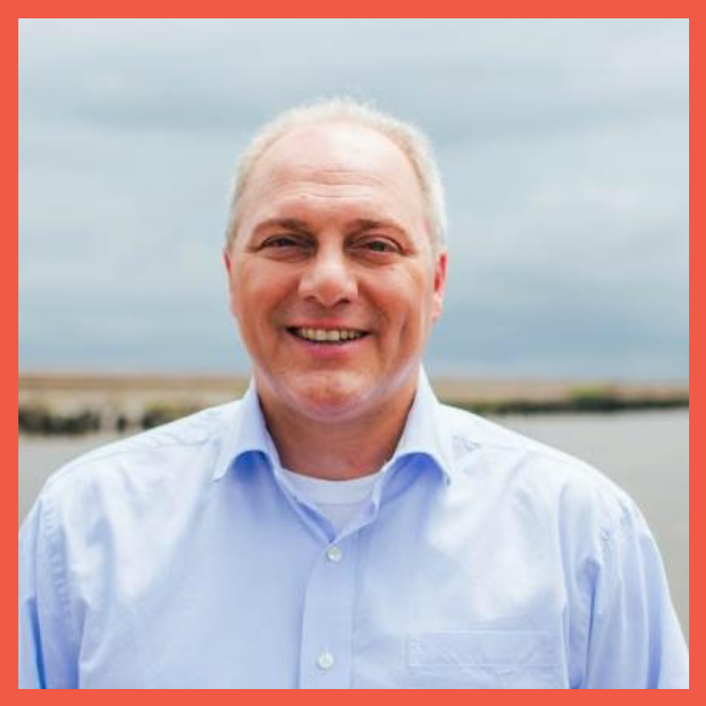 Steve Scalise - Representative (R-LA-1)