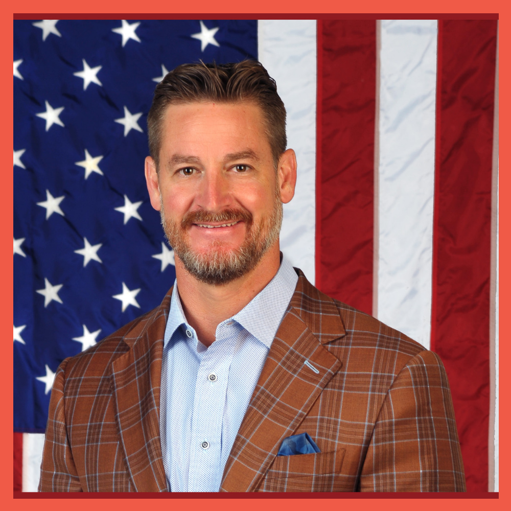 Rep. GreG Steube - (R- FL 17th District)