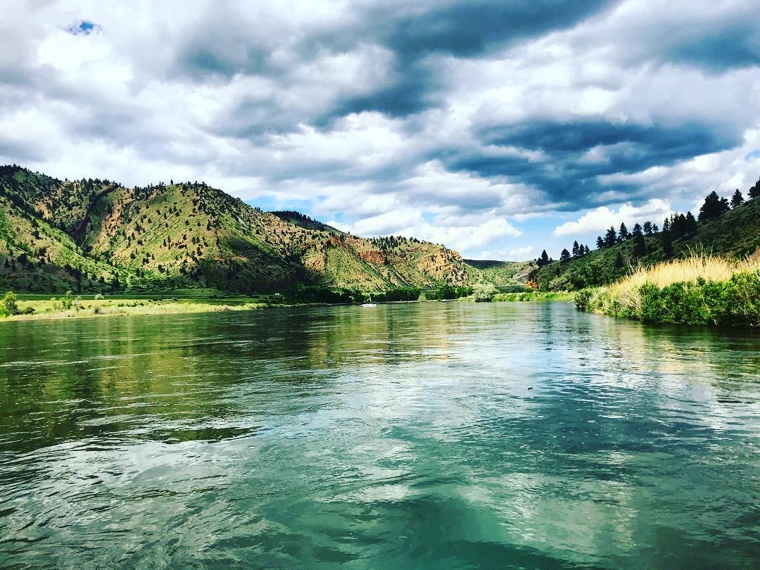 the scenic - Missouri River