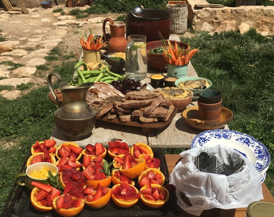 Food - tea, beer and wine making, development of farm food products, vegetable processing, market research