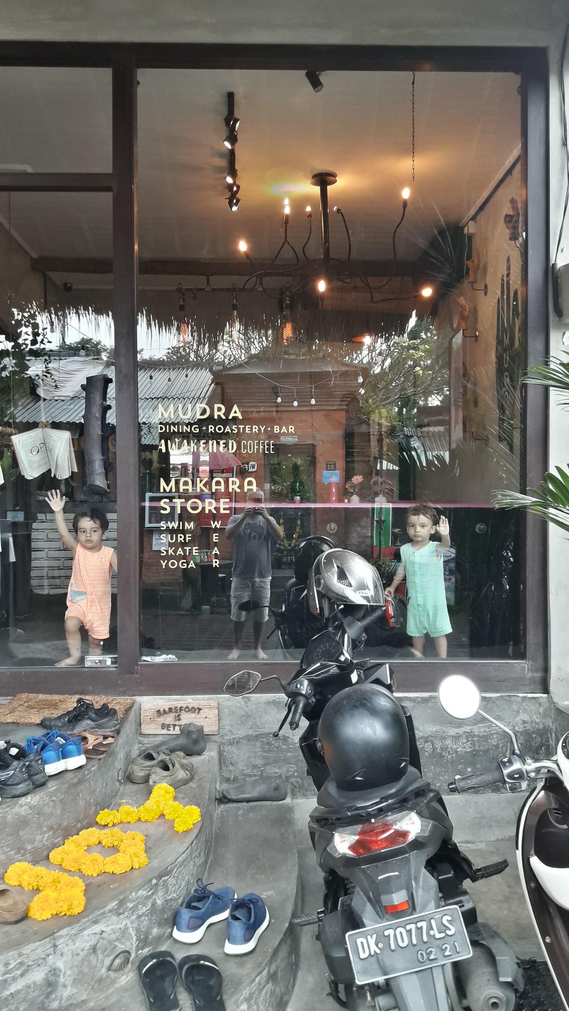 Restaurante Mudra - Ubud