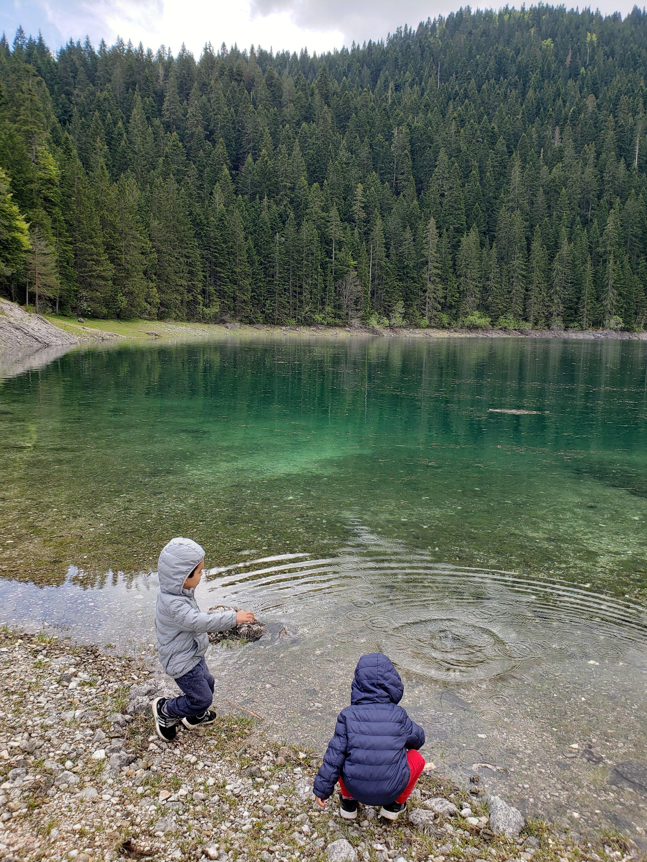 Montenegro - Lago Negro (Parque Nacional Durmito)
