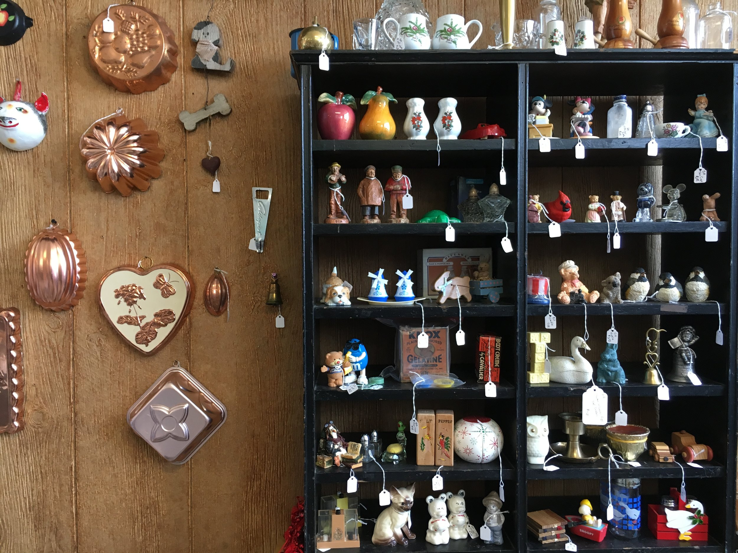 Bridgette's Attic - Vintage smalls and collectibles