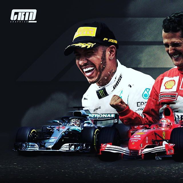 Here we go it's #race1000. Congratulations @f1 Here's 3/3 of a tribute I've been working on to celebrate 1000 races in F1! And you can scroll left for the whole thing, or check my profile to see it as one piece.  #f1 #china #shanghaigrandprix #motorracing #motorsport #racing #formula1 #formulaone #2019 #mazerati #fangio #jackiestewart #tyrell #celebration #gridgraphics #design #chinesegp #ayrtonsenna #senna #mclaren #michaelschumacher #schumacher #keepfightingmichael #lh44 #lewishamilton #mercedesamgf1