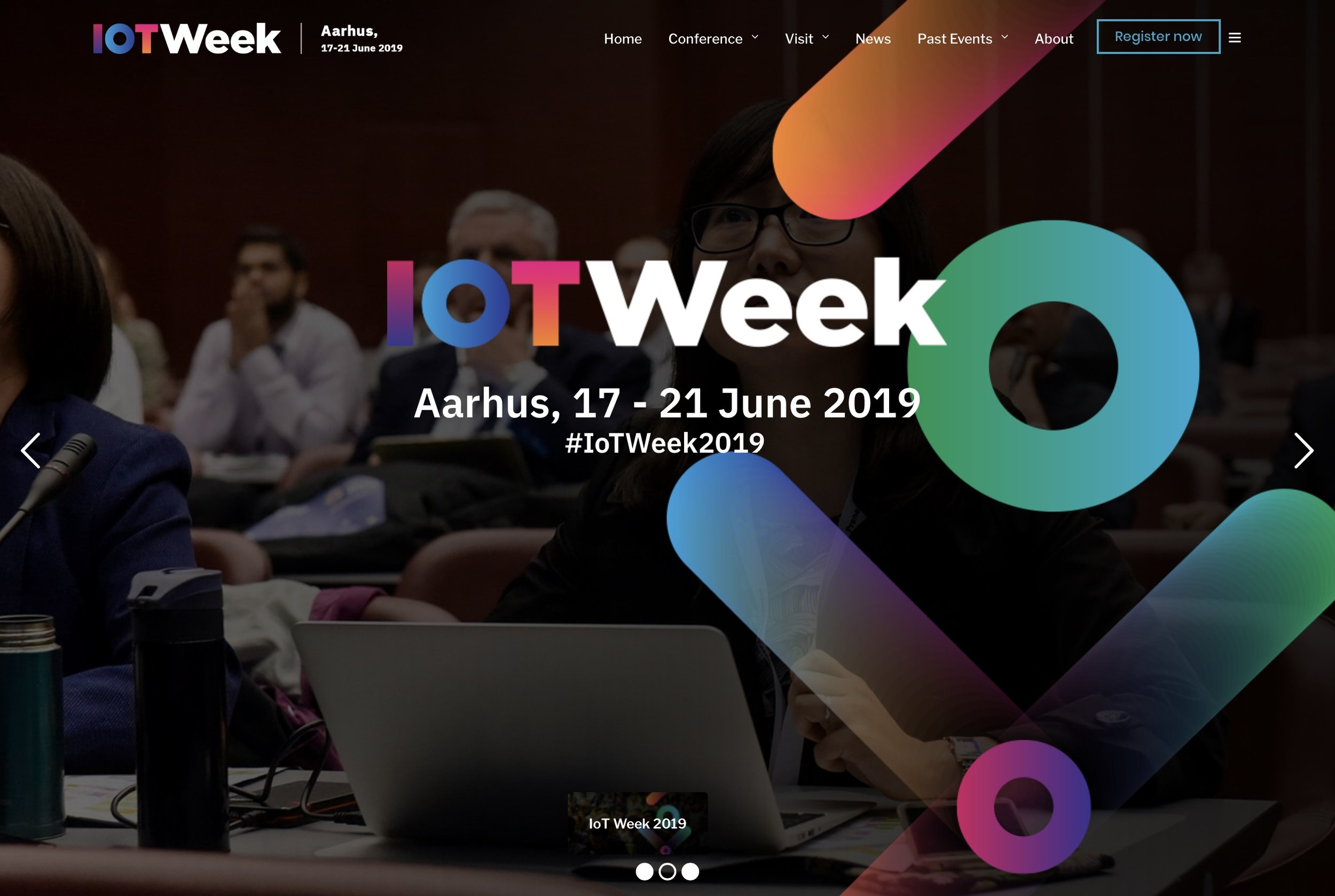 Please find below the full script for my keynote at the IoT Week for the IoT in Marketing track in Århus June 18, 2019: