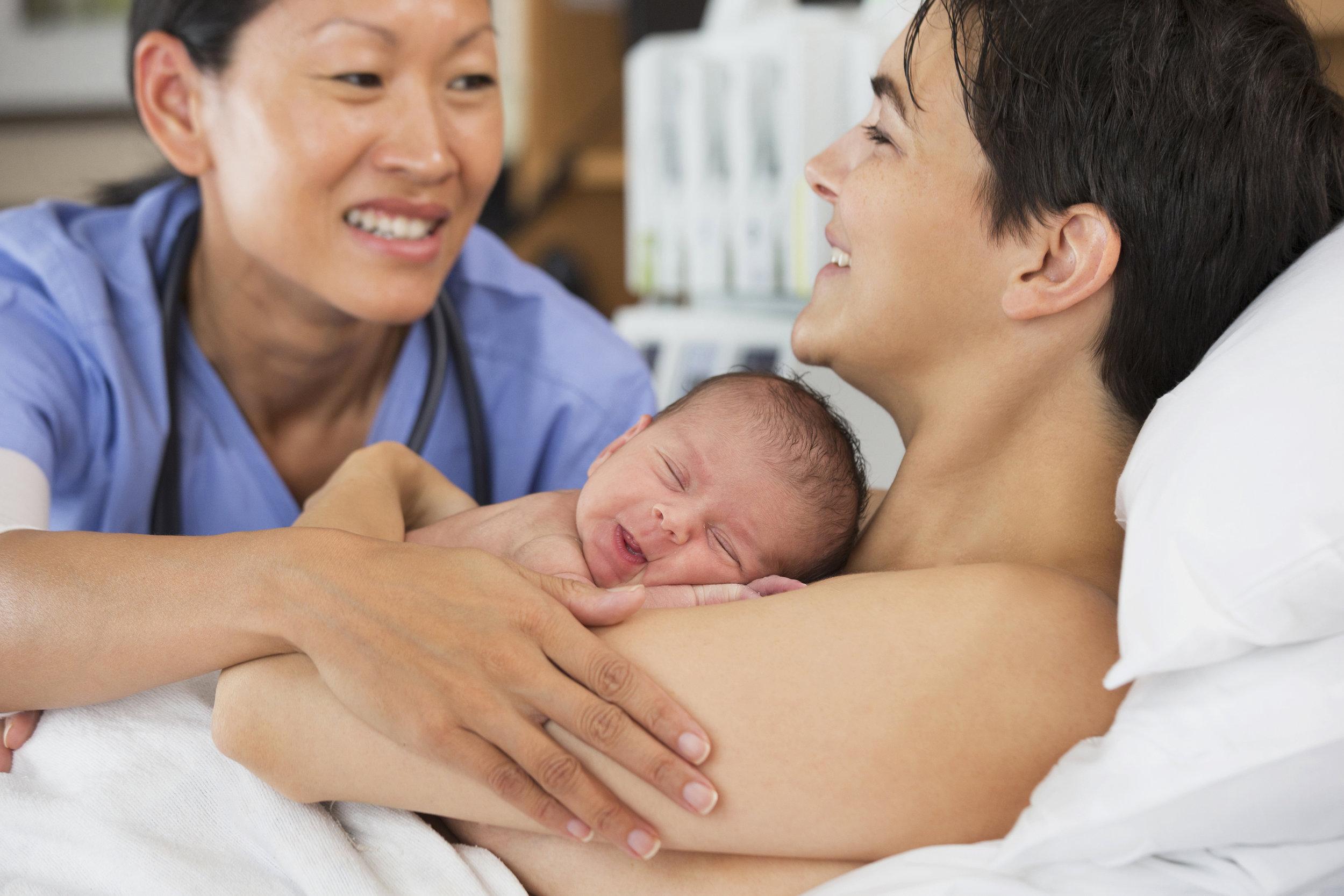 Labor Partnership / Birth Plan