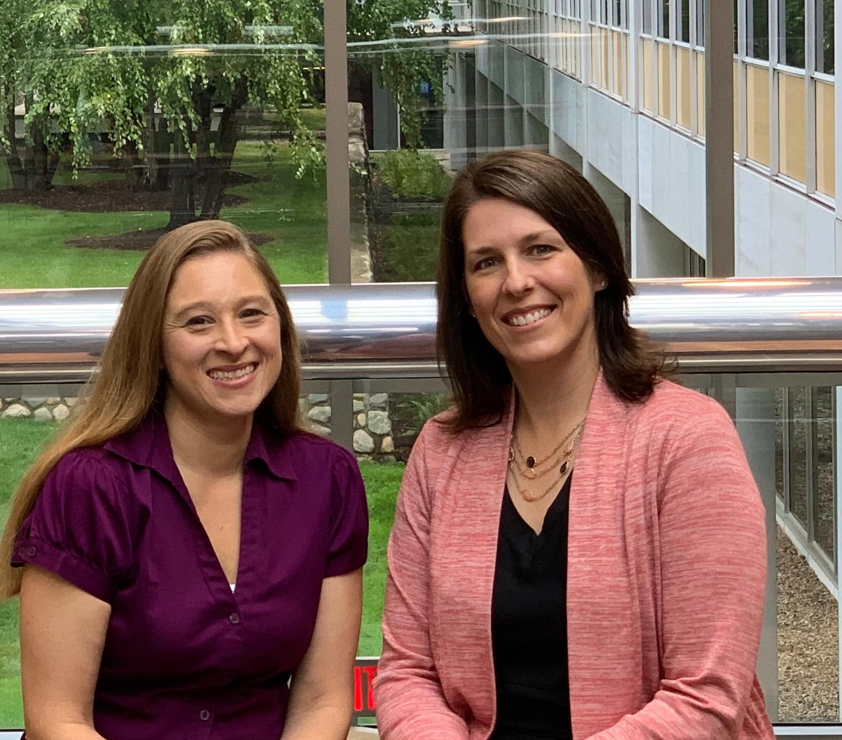 OBI Clinical Site Engagement Coordinators Jessica L. Souva MSN, RNC-MNN & Jill E. Brown, BS, RN