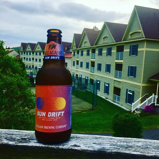 Allagash Sun Drift #stocktails