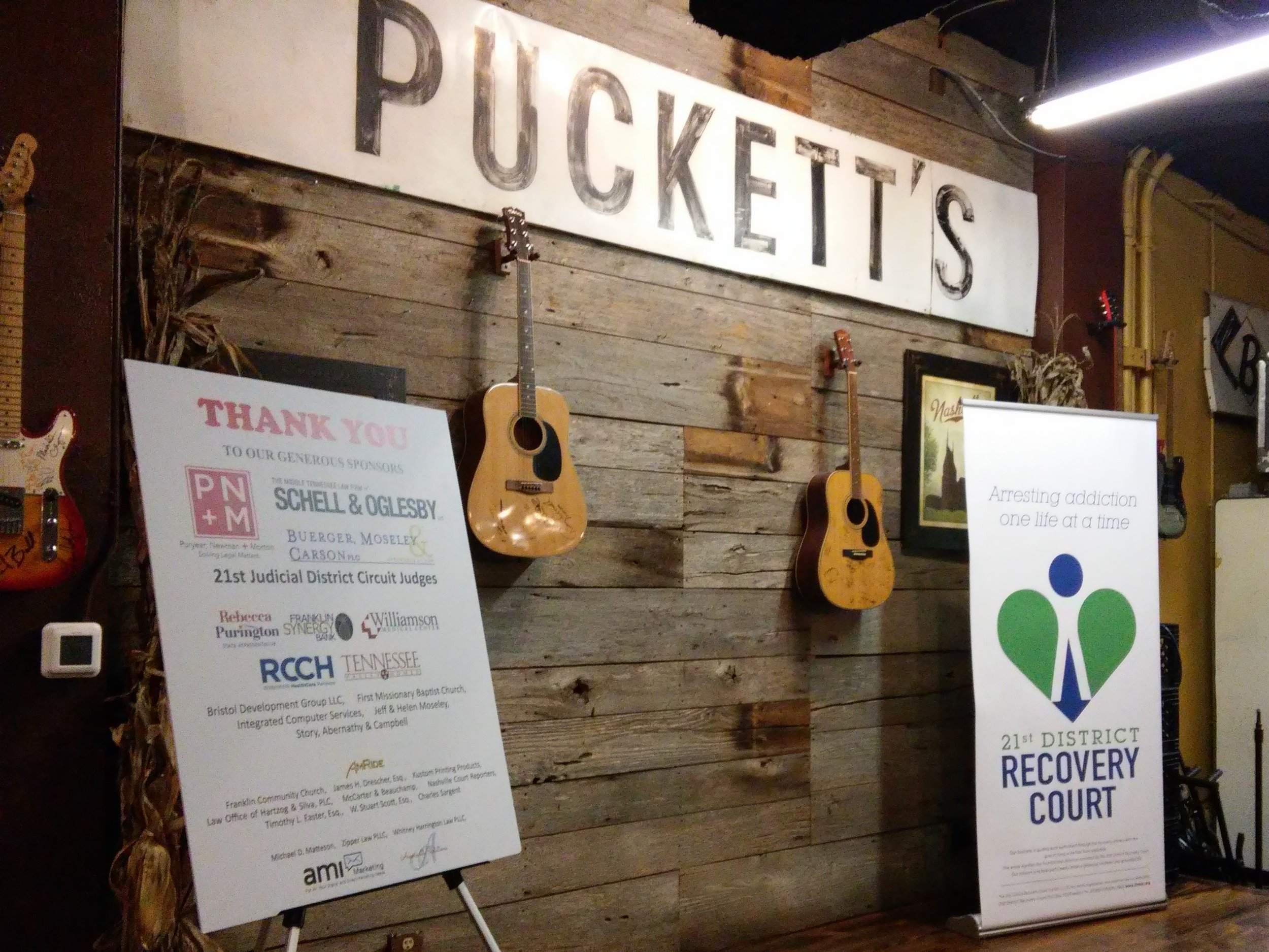 2018 Community Breakfast at Puckett's Downtown Franklin