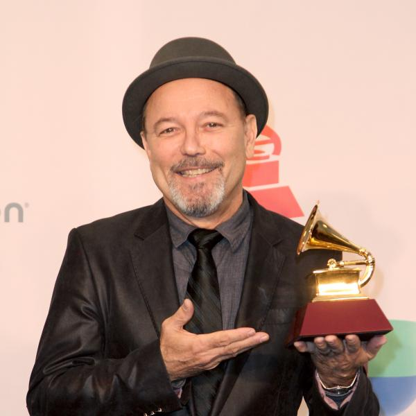 Ruben Blades  (Salsa Musician)