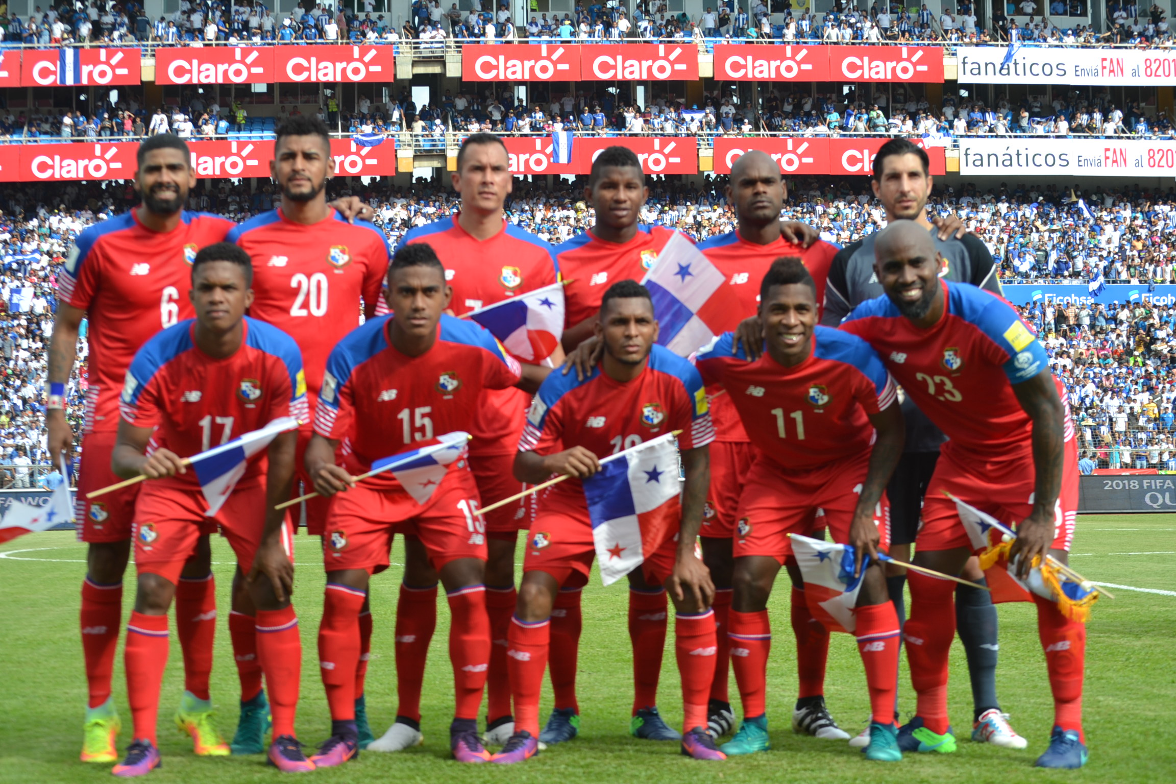 Learn more about the country's soccer team  here.