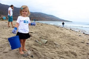 HEAL THE BAY - On the 3rd Saturday of every month from 10am to 12pm parents and children ages 5+ meet at various beaches around LA County for a