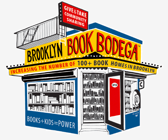 Brooklyn Book Bodega - Providing access to and ownership of books, builds community, and creates a passion for learning through free events and literacy-based community programming.https://www.brooklynbookbodega.org/
