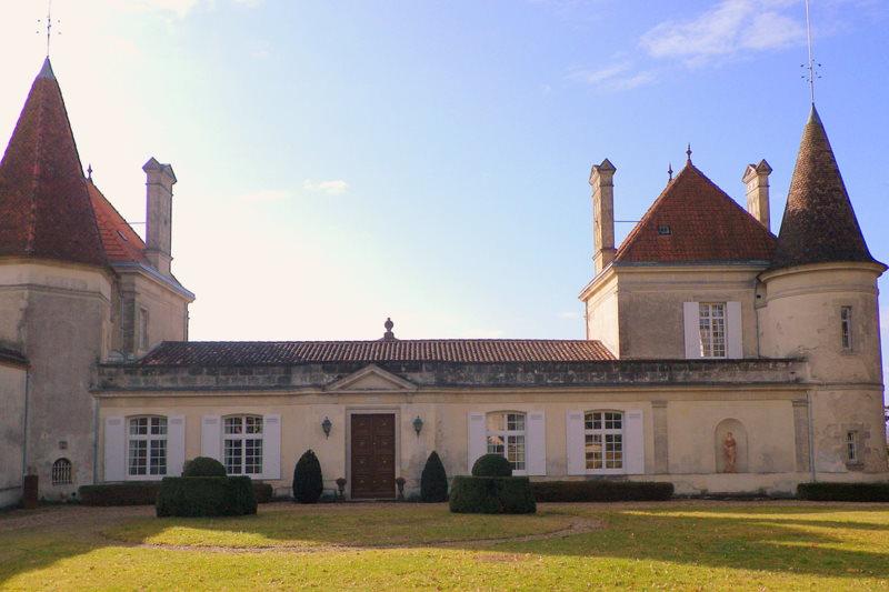 The Chateau de Montravel