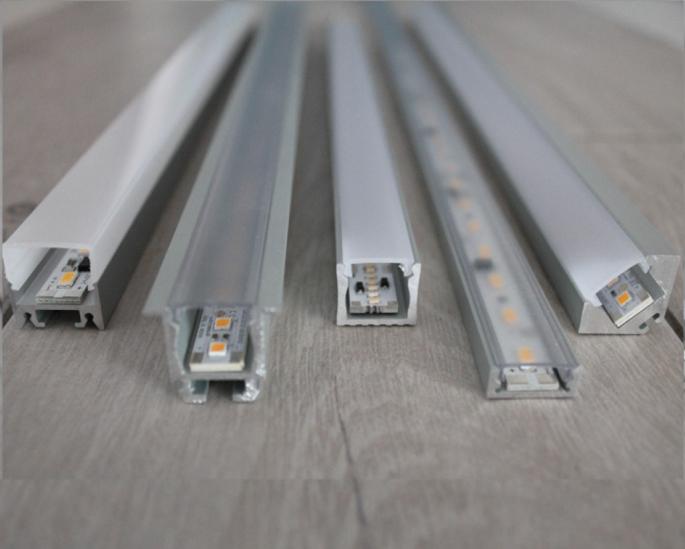 - MIG: Profili alluminio e stecche Led