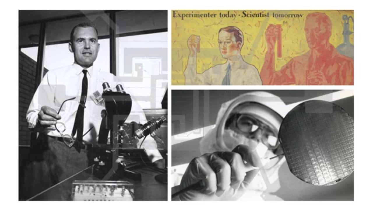"SCIENTIST YOU MUST KNOW ""GORDON MOORE"" - Short Film"
