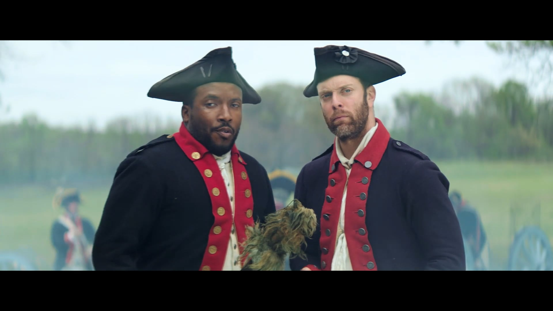 """VALLEY FORGE TOURISM """"PATRIOT TALES"""" - Commercial"""