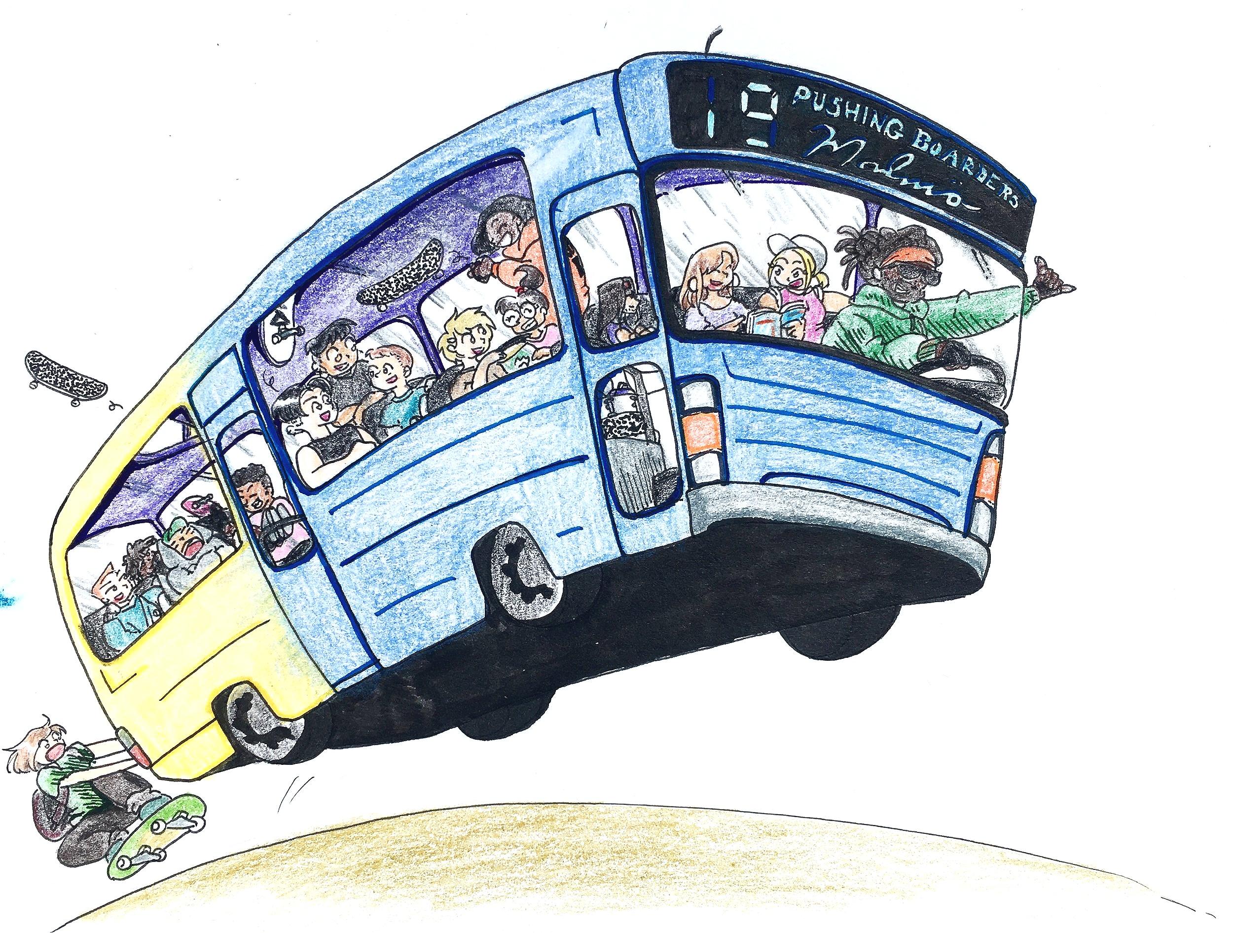 Illustration by Lizzie Heath