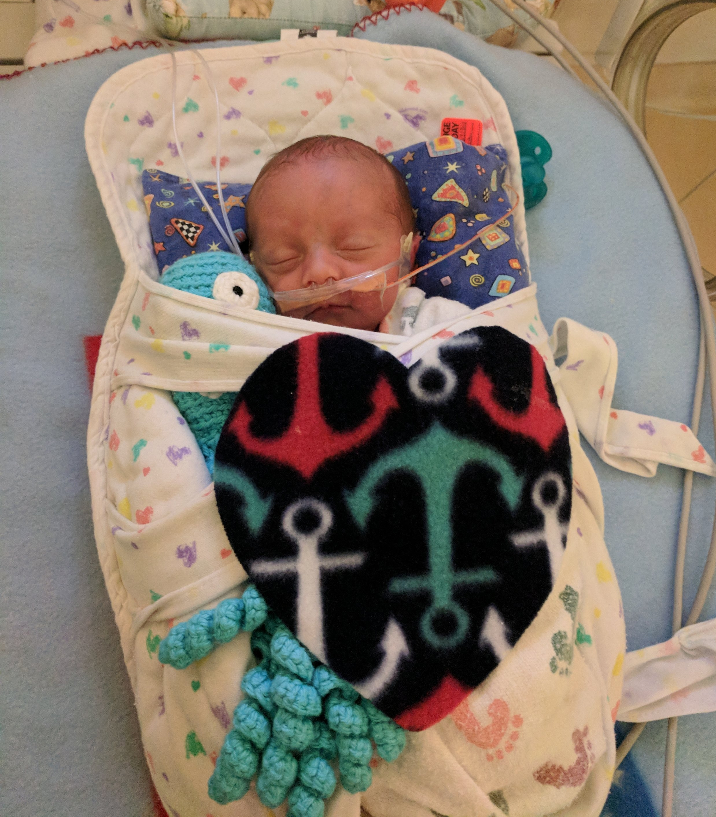 Our Mission - To support families in the Neonatal Intensive Care Unit {NICU} to thrive during their stay and at home. Love for Lily does this through facilitated support groups; teaching coping skills and providing community.Essentials Bags; items that can provide a little comfort and ease the burden of life in the NICU. Grants for insured families who spend 4 weeks or more in the NICU to help obtain therapies that support the well being of their child(ren). Lasting Love, Post-NICU Group for moms to come together for one year after discharge.Learn More