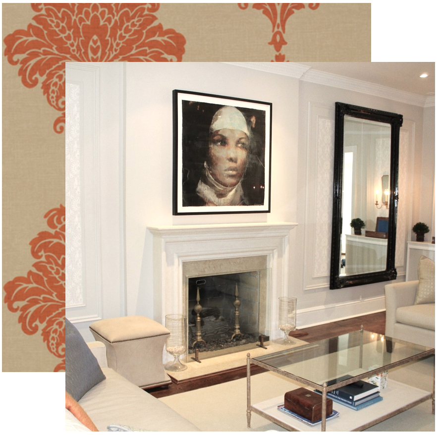 interior design - Through working with a select and trusted network of craftsmen and suppliers, Catherine delivers bespoke interiors tailored to her client's tastes and unique lifestyles.Start Your Design >