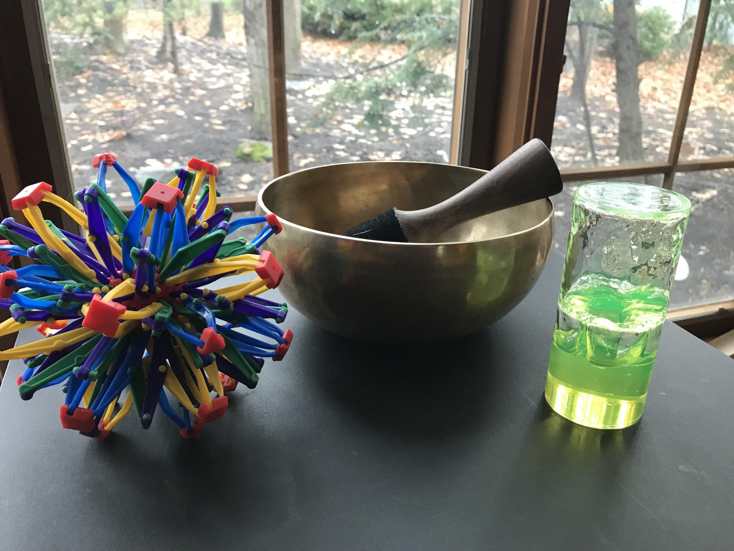 Mindfulness tools
