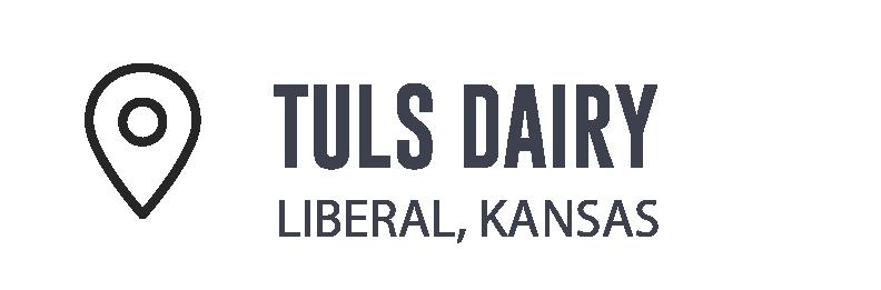 Tuls Dairy, Liberal Kansas