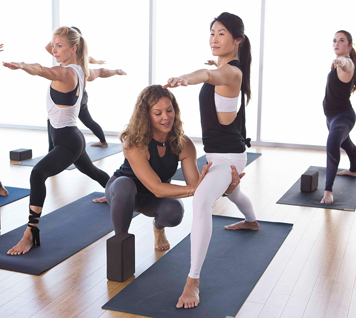 beginner's yoga course - The Six Week Course To Jumpstart Your Wellbeing in 2019…
