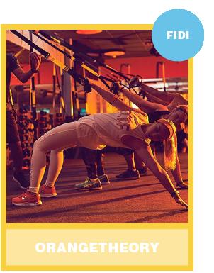 Orangetheory Fitness FIDI