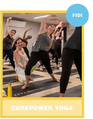 CorePower Yoga FIDI
