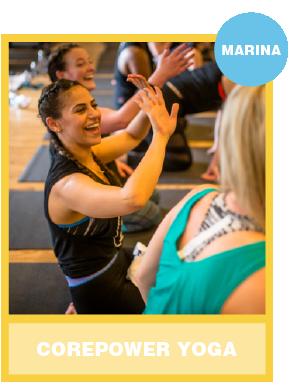 CorePower Yoga Marina